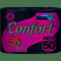 Pack Confort MEGA 4 rollos