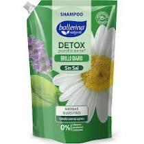 Shampoo ballerina hierbas silvestres
